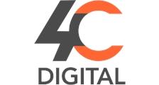 4C Digital logo