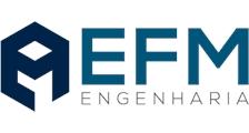 EFM ENGENHARIA logo