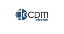 CDM TELECOM logo