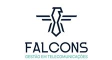 Falcons Gestão em Telecomunicações logo