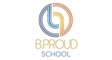 B. PROUD SCHOOL logo