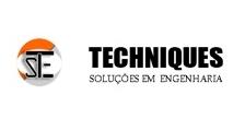 TECHNIQUES SOLUÇÕES EM ENGENHARIA logo