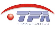 TFA TRANSPORTES logo