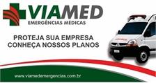 VIAMED ASSISTENCIA MEDICA logo