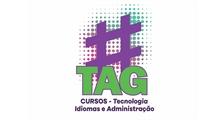 Tag cursos profissionalizante logo