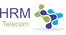HRM TELECOMUNICAÇÕES logo