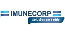 IMUNECORP SOLUÇÕES EM SAÚDE logo