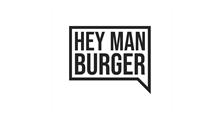 HEY MAN BURGER logo