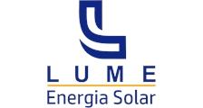 LUME ENERGIA SOLAR logo