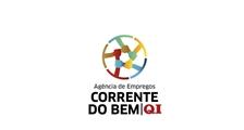 AGÊNCIA DE EMPREGO CORRENTE DO BEM logo