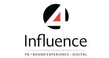 4Influence logo