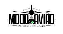 MODO AVIAO LOUNGE BAR RESTAURANTE logo