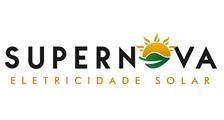 SUPERNOVA ELETRICIDADE SOLAR logo