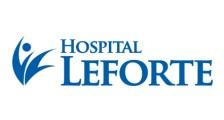 Hospital Leforte logo