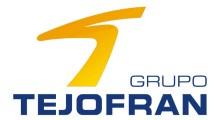 Logo de Grupo Tejofran