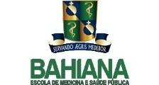 ESCOLA BAHIANA DE MEDICINA E SAUDE PUBLICA logo