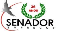 SENADOR EMPREGOS logo