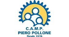Camp Piero Pollone logo