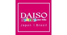 Daiso Japan Brasil logo