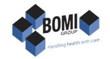Bomi Brasil logo