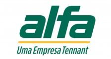 Alfa Tennant logo