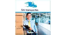 S M TRANSPORTES logo