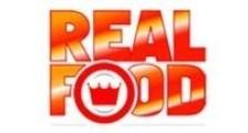 Real Food Alimentação logo